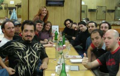 1º Reunión Realizadores de cine Fantastico